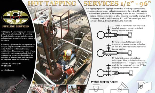 Hot Tapping Services